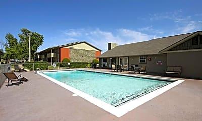 Pool, Almonte Apartments, 1