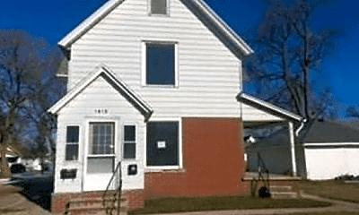Building, 1613 Lapeer Ave, 0