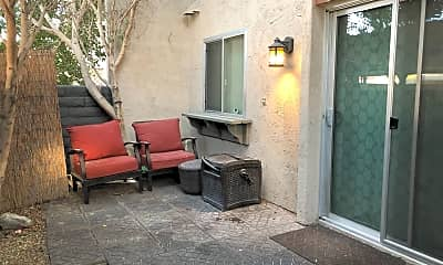 Patio / Deck, 2230 North Indian Canyon Drive Unit E, 2