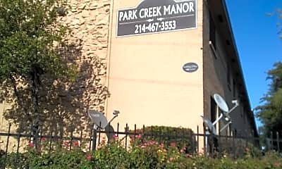 Park Creek Manor, 1
