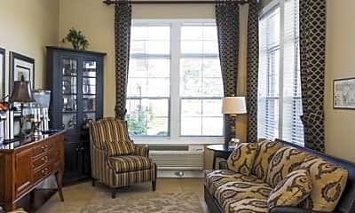 Living Room, Heritage Point Senior Living, 1