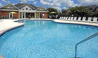 Pool, Campus Pointe Student Housing, 0