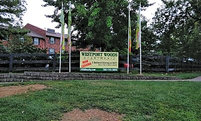 Westport Woods Apartments, 1