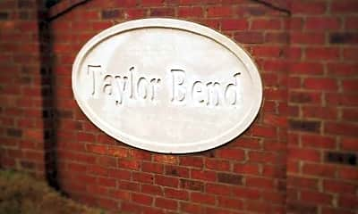 Taylor Bend Apartments, 1