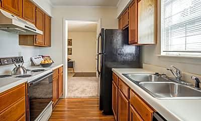Kitchen, Coach House, 0