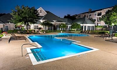 Pool, Ballantyne, 0