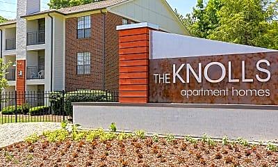 Community Signage, The Knolls, 2