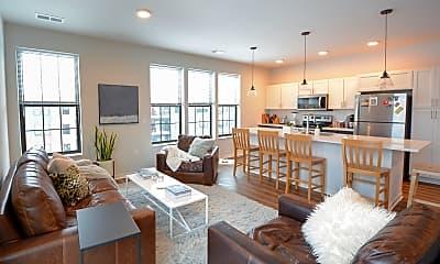 Living Room, Garver Point, 0