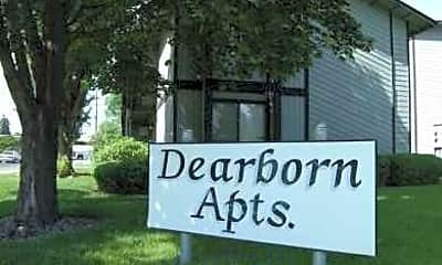 Dearborn Apartments, 0