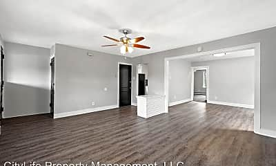 Living Room, 1509 Rockland Ave, 1