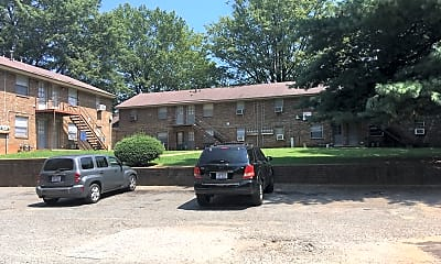 Garden Court Apartments, 1