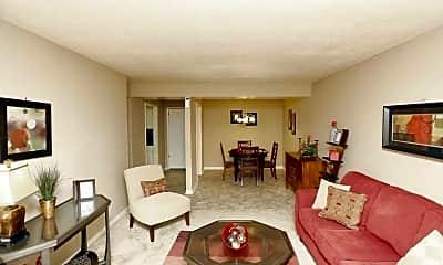 Living Room, Highland Pointe, 0