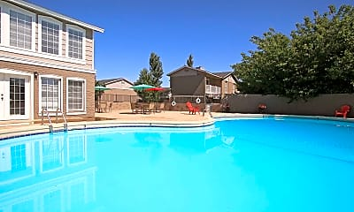 Pool, Solare Apartment Homes, 1
