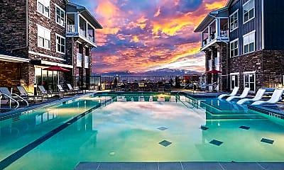 Pool, Aliso Briargate Apartments, 2