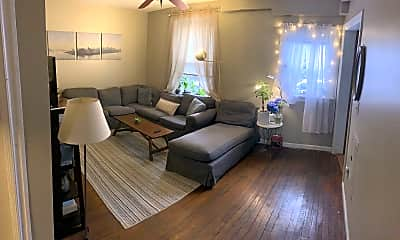 Living Room, 1240 Half St SW, 1
