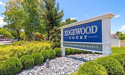 Community Signage, Edgewood Court, 2