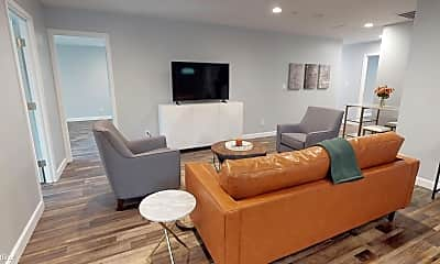 Living Room, 1201 Newbridge Ave, 1