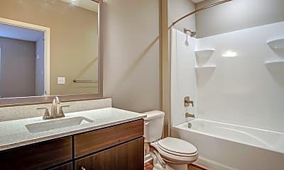 Bathroom, Watermark on Union, 2