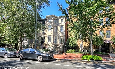 Building, 1745 T St NW, 1