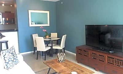 Living Room, 100 NE 6th St 305, 1