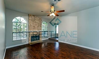 Living Room, 9005 Pebble Shore Ct, 1