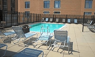 Pool, 1440 N St NW, 2