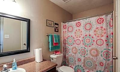 Bathroom, Crosby Square, 2