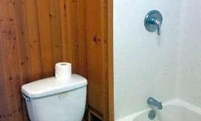 Bathroom, 810 N Elm St, 1