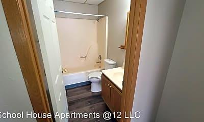 Bathroom, 220 E 12th St, 2