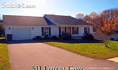 511 Forrest Cove Ln, 1
