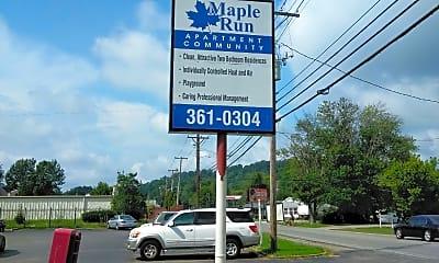 Maple Run, 1