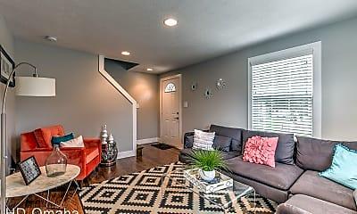 Living Room, 3057 S. 41st St., 0