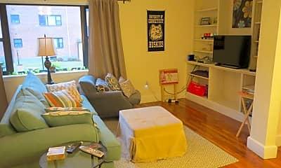 Living Room, 108 Longwood Ave, 0