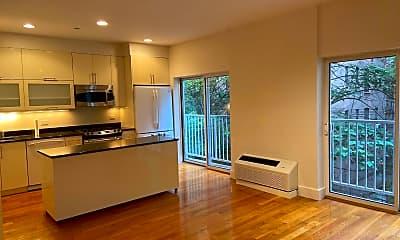 Living Room, 221 W 148th St 2B, 1