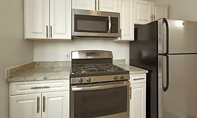 Kitchen, 549 Hudson St, 1
