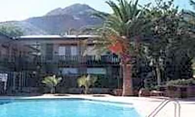 Pool, Mountain Shadows, 1