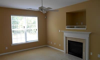 Living Room, 6215 Elderbush Drive, 1