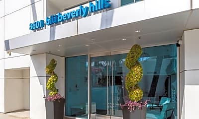 Community Signage, Blu Beverly Hills, 0