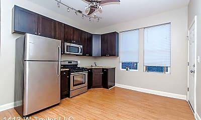 Kitchen, 1413 W Taylor St, 0