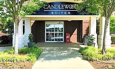 Community Signage, Candlewood Suites Alabaster, 0