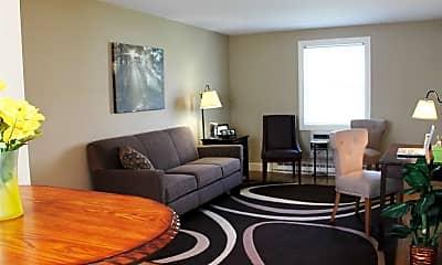 Living Room, Southside Manor, 1