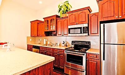 Kitchen, Royal Gulf Apartments, 2