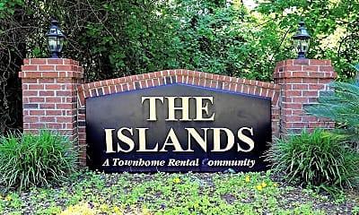 Community Signage, The Islands, 2