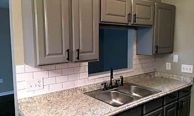 Kitchen, The Bayswater, 1