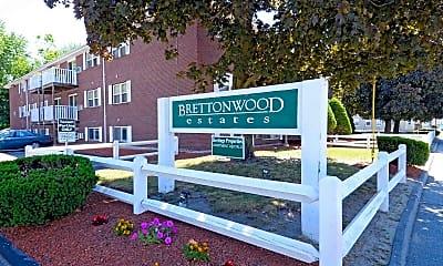 Community Signage, Brettonwood Estates, 2