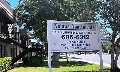 Nolana Apartments, 1