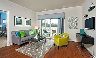 Living Room, Colony at Centerpointe, 0