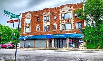 Building, 2406 E 78th St, 2