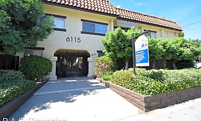 Building, 6115 Whitsett Ave, 1