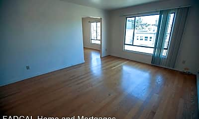 Living Room, 1448 Funston Ave, 1